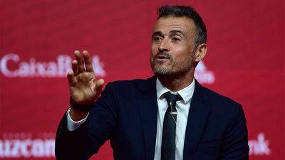 スペイン代表新監督ルイス・エンリケ、初陣メンバーを発表!