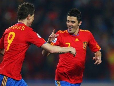 元スペイン代表エース、FWダビド・ビジャがJリーグ移籍へ…現地メディア報道