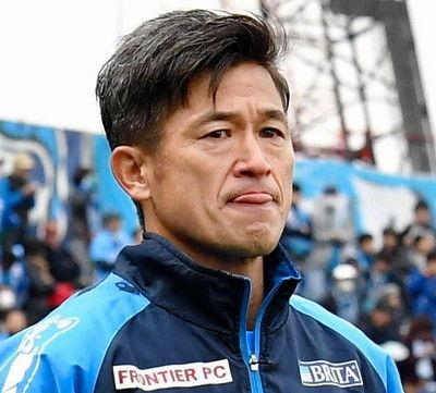 """今年52歳""""カズ""""三浦知良が横浜FCと契約更新「1分、1秒無駄にすることなく」"""