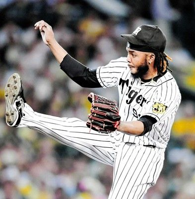 阪神・ドリスが契約条件大筋合意複数年契約へ