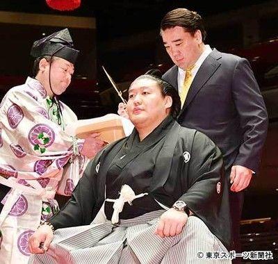 貴ノ岩の断髪式に日馬富士は出席も元貴乃花親方の姿なし