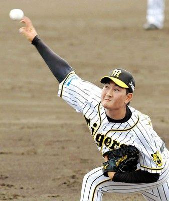阪神竹安、FA西の人的補償でオリ移籍矢野監督も期待の右腕だったのに…