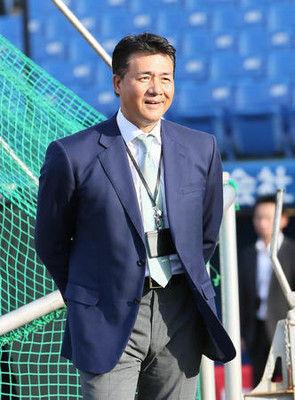 中日、与田新監督と3年契約へ長期視野で再建託す