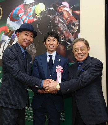 木梨憲武武豊に感謝「世界No・1になって」自身命名馬で3999勝目