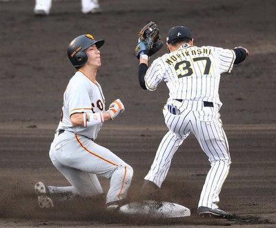 巨人阪神と延長12回戦いスコアレスドローメルセデスは阪神戦24イニング無失点