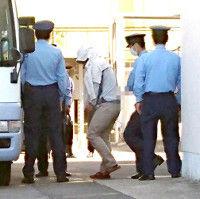 盗撮で逮捕の阪神スコアラー・山脇容疑者の身柄を、仙台地検に送致
