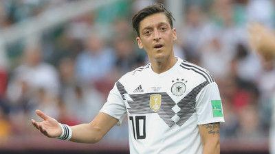 DFB会長がついにエジルへ謝罪「一人にさせてしまい申し訳なかった」