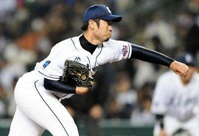 榎田大樹、阪神ファンに負けない西武ファンの熱い声援が力になった