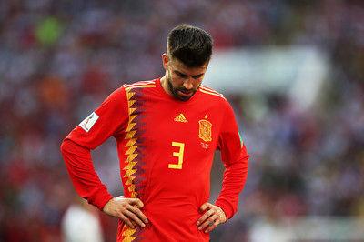 ピケ、スペイン代表を引退「素晴らしい時間を過ごした。しかし、サイクルを終わらせなければ」
