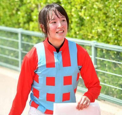 藤田菜七子が逃げ切り2週連続V今年JRA22勝