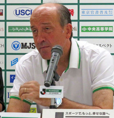 東京V監督、主力引き抜きJ2クラブ救済案を提案