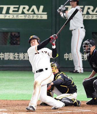 巨人岡本「感触は良かった」1発含む4安打5打点