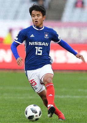 横浜久保建英「3カ月で1年分の経験」5試合1得点