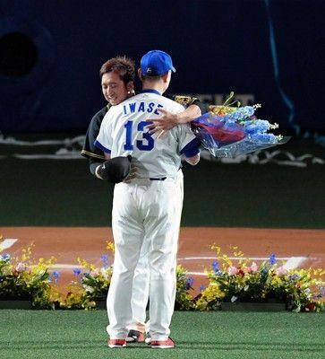 中日岩瀬「甲子園のヤジは怖かった」荒木とともに阪神ファンにも別れ