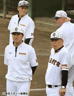 セCSで由伸巨人最後の決戦村田ヘッドを直撃「進退は?」