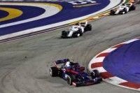 【F1レース速報】ハミルトン完勝!王者へ大きな一歩ホンダ2台完走/F1シンガポールGP