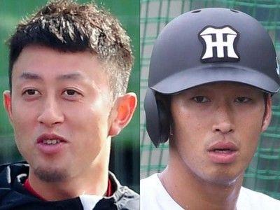 阪神・今成&西田が戦力外今成は現役続行希望、西田は引退も