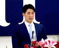 【広島】安部、5年ぶりのダウン更改同級生の丸を「ギャフンと言わせたい」