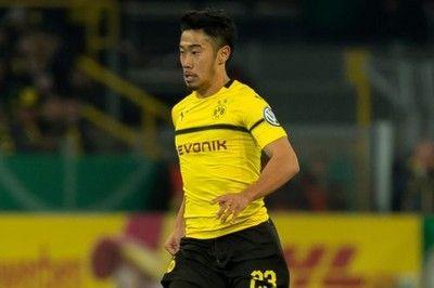 ドイツ杯で実戦復帰の香川、U23チームで初出場…4アシストの大活躍