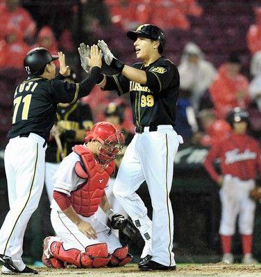 阪神ナバーロ33試合ぶり本塁打、3号ソロ「積極性を失わないよう」
