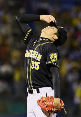 阪神才木、久々先発も2回6失点で結果残せず