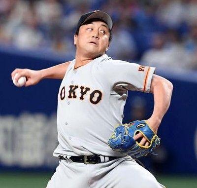 巨人沢村ダウン更改も「胴上げ投手が今の僕の目標」