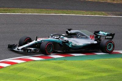 【順位結果】F1第17戦日本GP予選