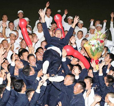 広島1位・小園「想像していなかった」4球団競合、夢はでっかく山田哲超え