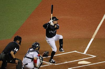 鷹がすぐさま逆転川島から3連続適時打で一挙5得点、西武雄星は4回6失点