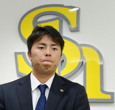 ソフトバンク田中正義「2年間裏切った」プロ入りから計100万円ダウン