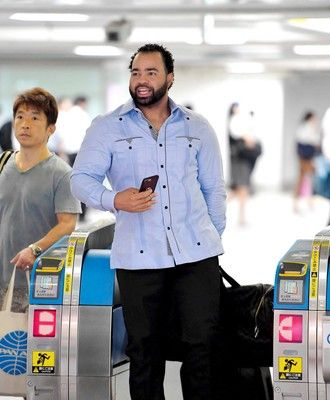 阪神ロサリオ「悲しい思い」西日本豪雨で義援金100万円男気助っ人の恩返し