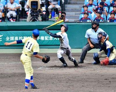 済美が延長十三回サヨナラ勝ち矢野が大会史上2人目のサヨナラ満塁本塁打