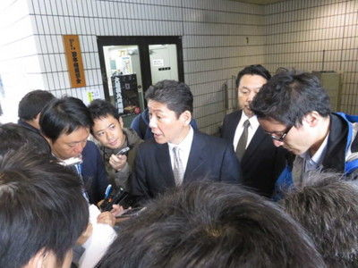 相撲協会年寄総会役員、貴乃花親方への圧力否定「ないです」