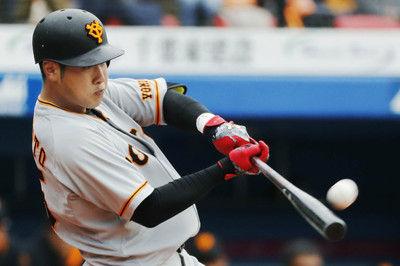 巨人・岡本の打撃フォームに江本氏「去年から直っていない」