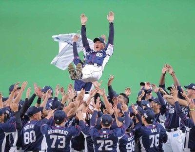 【西武】10年ぶり22度目リーグ優勝「獅子おどし打線」でパ制圧