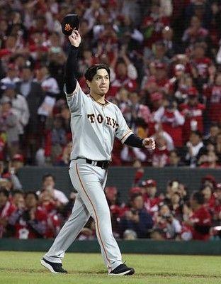 高橋監督、あっさり終幕=プロ野球CS・巨人