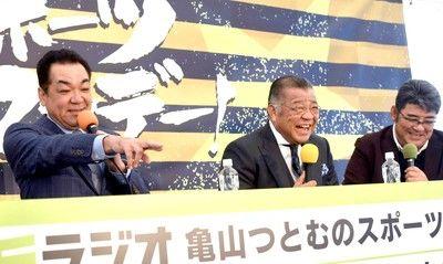 阪神・掛布SEA、鳥谷&藤浪の復活予言来季V争いキーマンはこの2人!