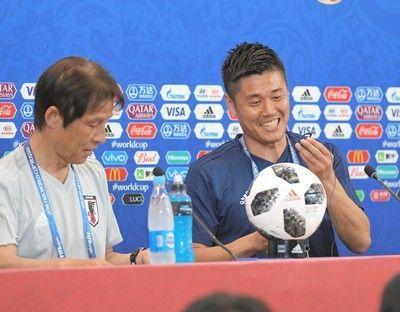 GK川島先発へ「次は自分がチームを助けたい」日本の守護神、結果で批判封じる