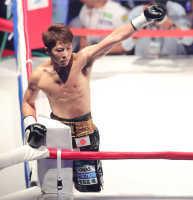秒殺の理由――WBA世界バンタム級タイトルマッチ
