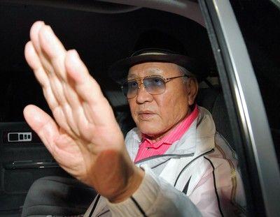 山根会長、辞任を保留8日正午に「私の気持ちをお話しする」会議の末も結論出ず