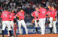 【ロッテ】見せ場は福浦のM2打だけ…今季最悪6連敗で最下位まで2・5差