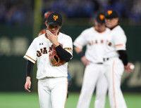 【巨人】吉川光、4回途中5失点で降板2番手は野上