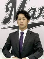 【ロッテ】平沢、倍増2620万円で一発更改来季は遊撃で定位置争い