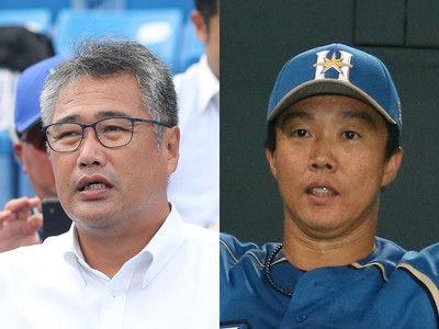 日本ハム木田投手チーフコーチと鶴岡バッテリーコーチ兼捕手の就任を発表