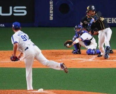 渡辺横浜前監督が涙松坂の投球に「執念を感じた」