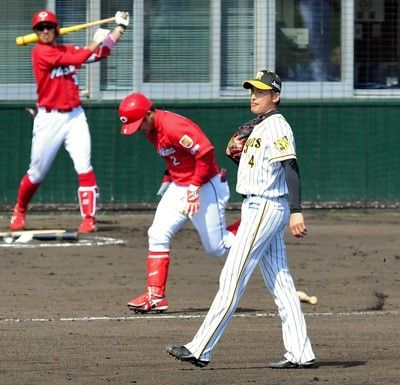 阪神が広島相手に完封リレー新助っ人ジョンソンも好投