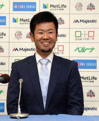 西武・榎田2倍以上の5500万円新天地で11勝「これが阪神だったら…」