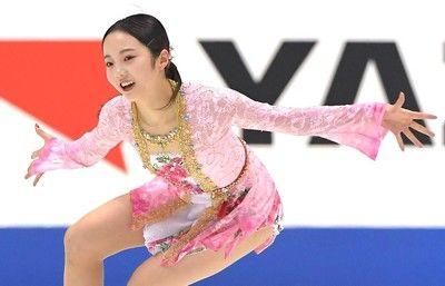 本田真凜 試練のシーズン支えた妹・望結の言葉と生まれた感情