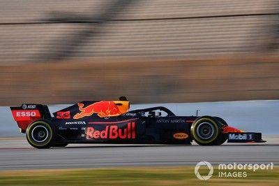 ホンダPUのパワーアップにより、レッドブルF1の最高速が向上?メルセデスのボッタスが警戒