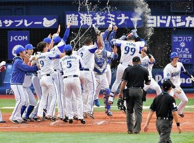 阪神が延長十回サヨナラ負けドリスがソトに33号被弾リーグ最下位に再転落